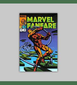 Marvel Fanfare 23 1985