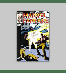 Marvel Fanfare 19 1985
