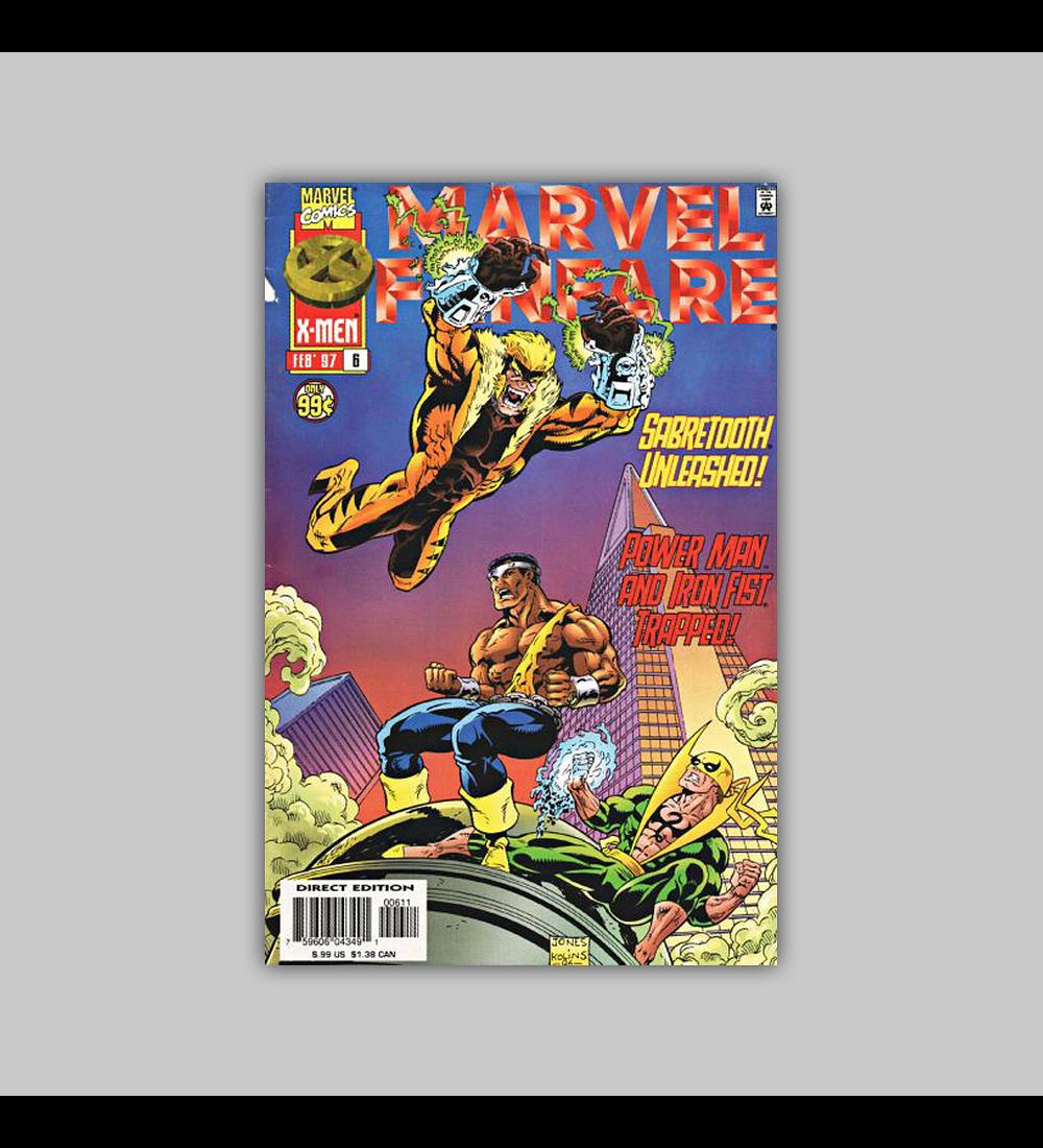 Marvel Fanfare (Vol. 2) 6 1997