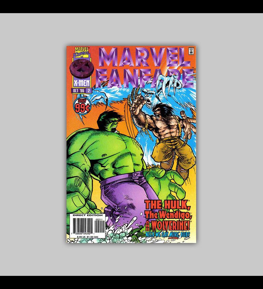 Marvel Fanfare (Vol. 2) 2 1996