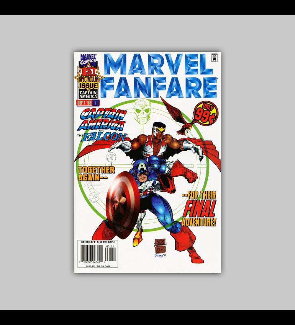 Marvel Fanfare (Vol. 2) 1 1996