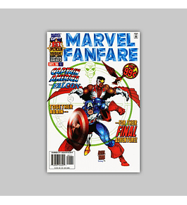 Marvel Fanfare (Vol. 2) 1 1996