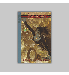 Runaways Vol. 05: Escape to New York Digest 2006