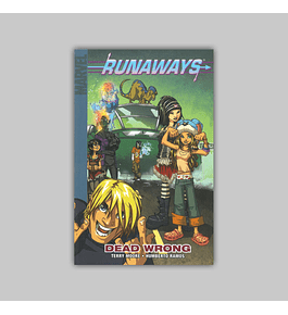 Runaways Vol. 09: Dead Wrong Digest 2009