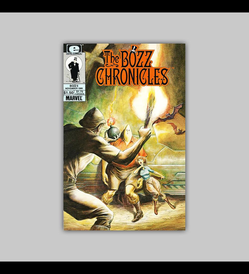 The Bozz Chronicles 6 1986