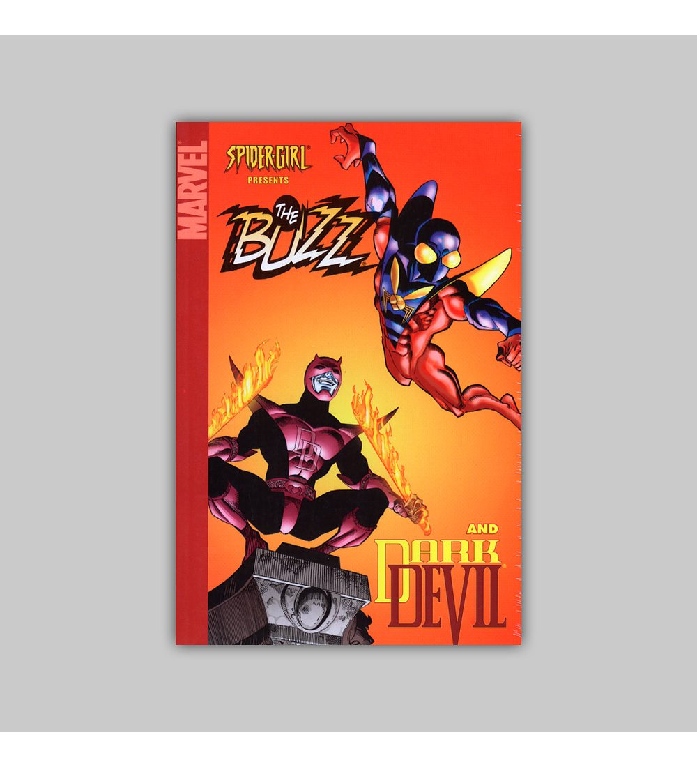 Spider-Girl Presents: The Buzz and Darkdevil Digest 2007