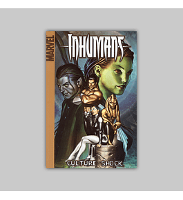 Inhumans Vol. 01: Culture Shock Digest 2005