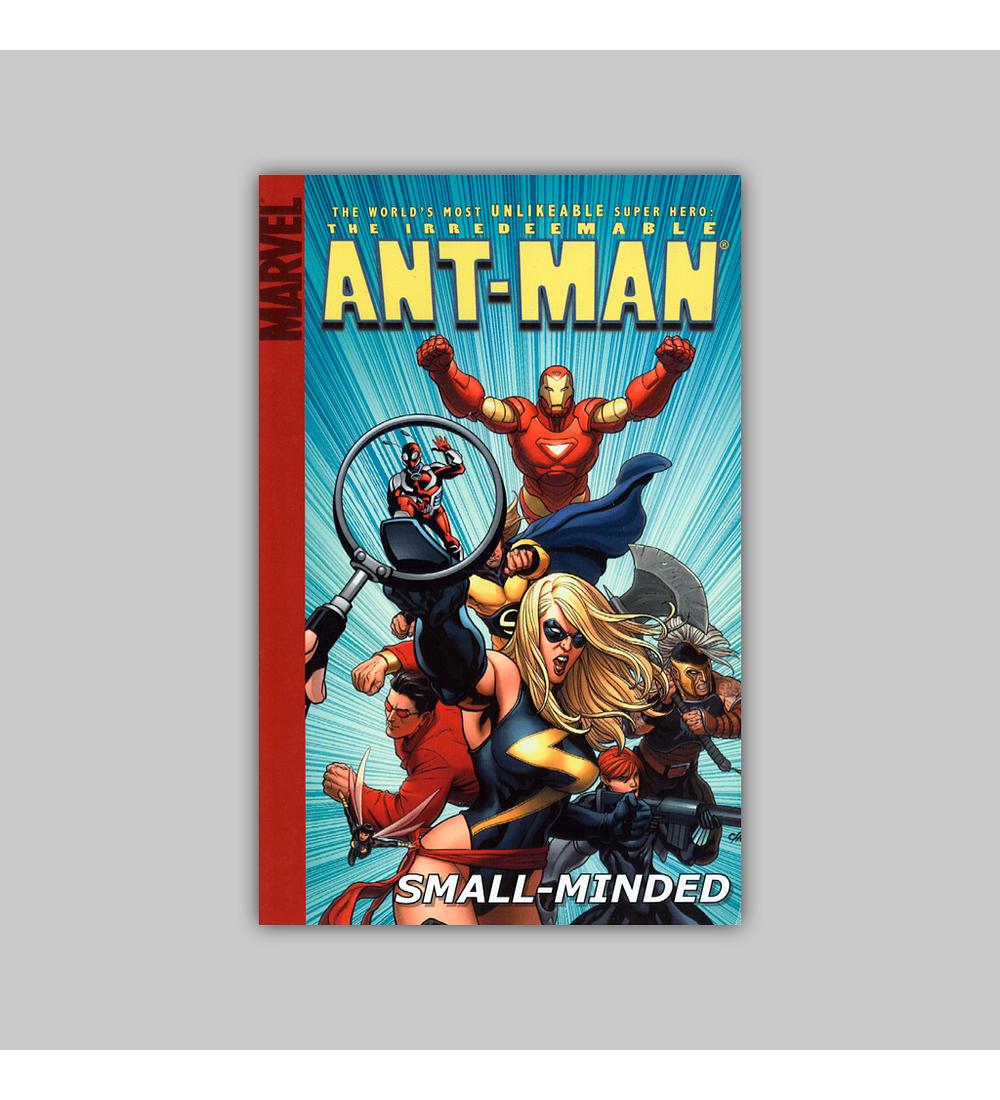 Irredeemable Ant-Man Vol. 02: Small-Minded Digest 2007