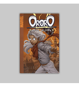 Ororo: Before the Storm Digest 2005