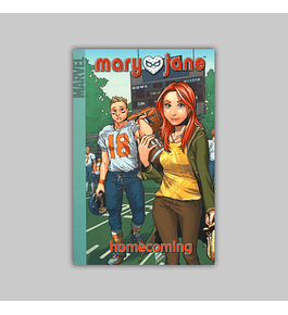 Mary Jane Vol. 02: Homecoming Digest 2005
