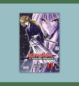 Kenshin: O Samurai Errante Vol. 11 2018