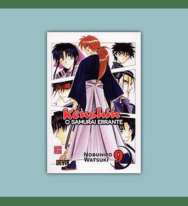 Kenshin: O Samurai Errante Vol. 09 2018