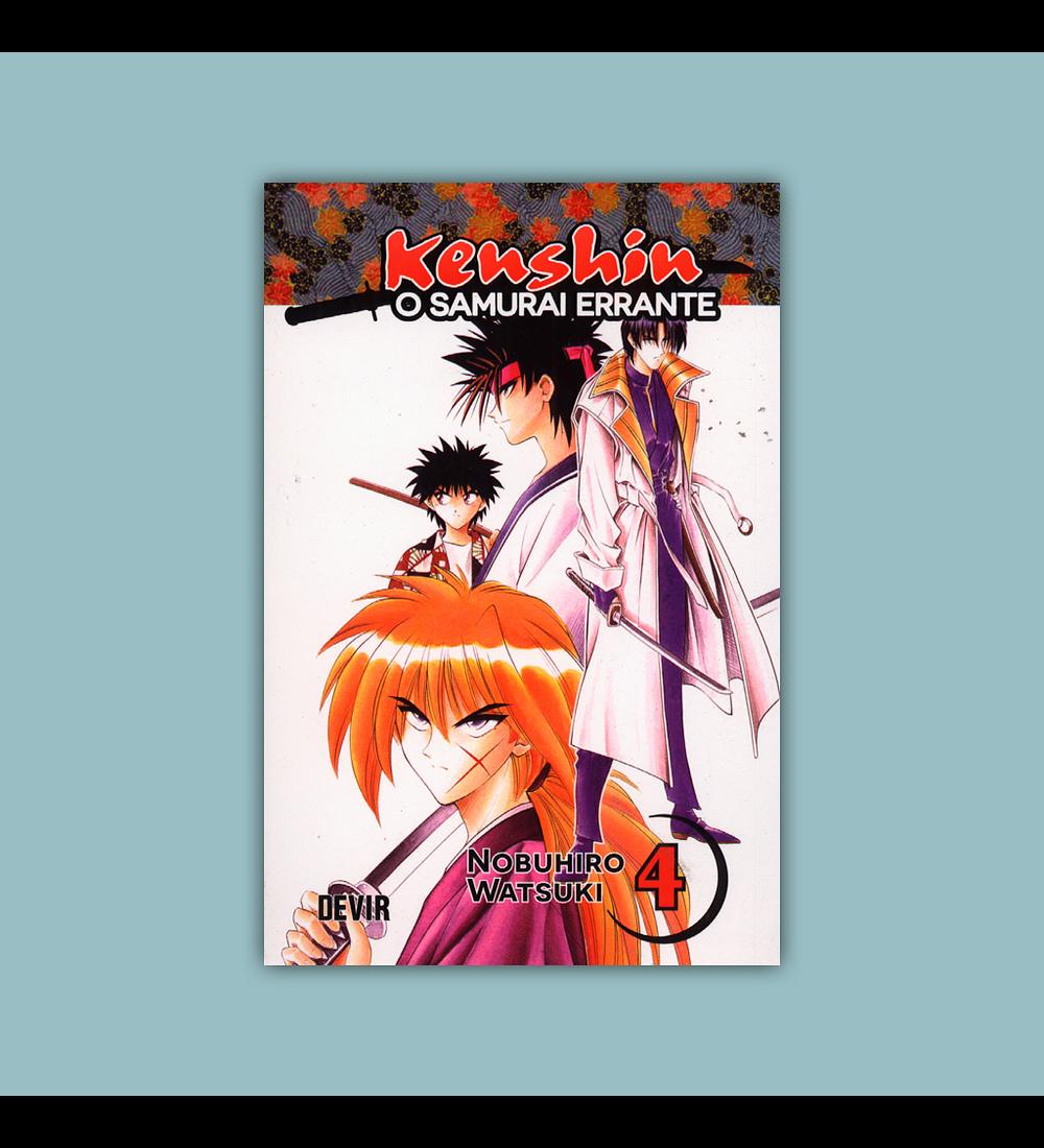 Kenshin: O Samurai Errante Vol. 04 2016