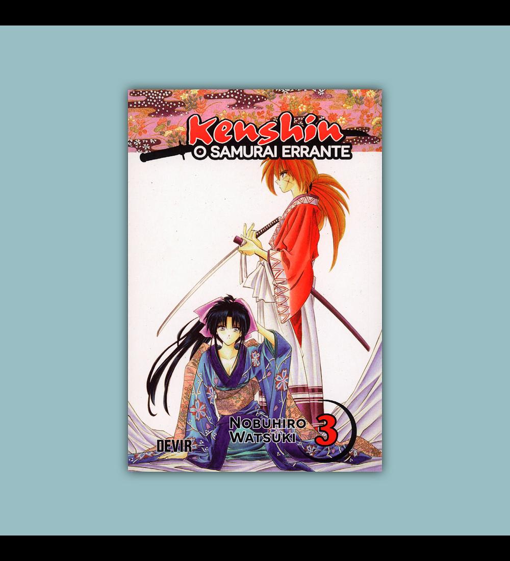 Kenshin: O Samurai Errante Vol. 03 2016