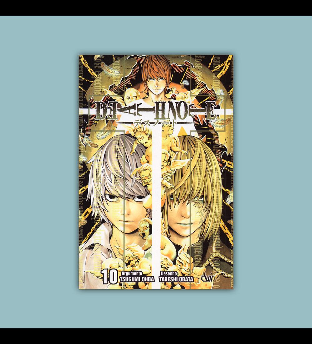 Death Note Vol. 10 2014