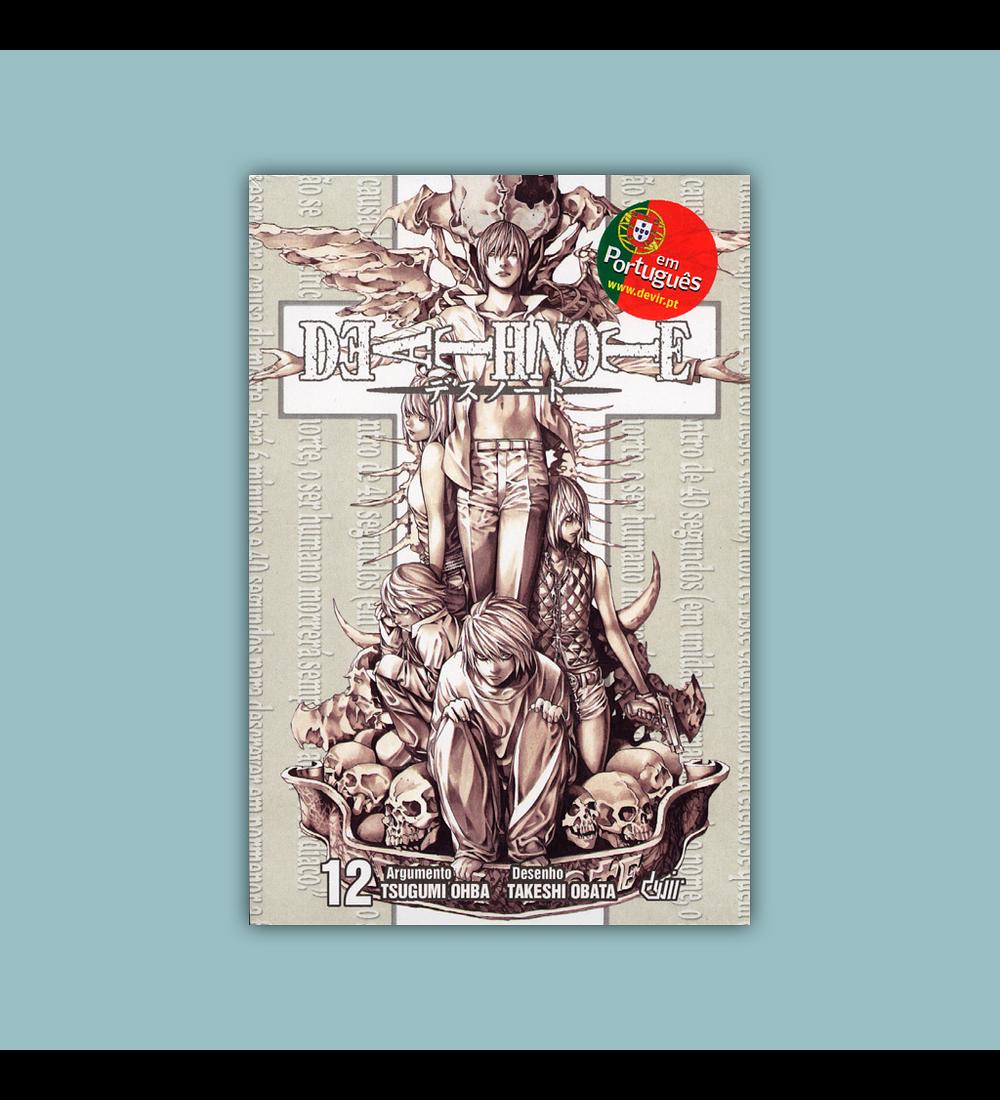 Death Note Vol. 12 2015