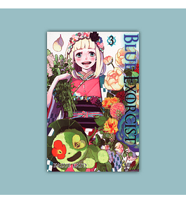Blue Exorcist Vol. 03 2014