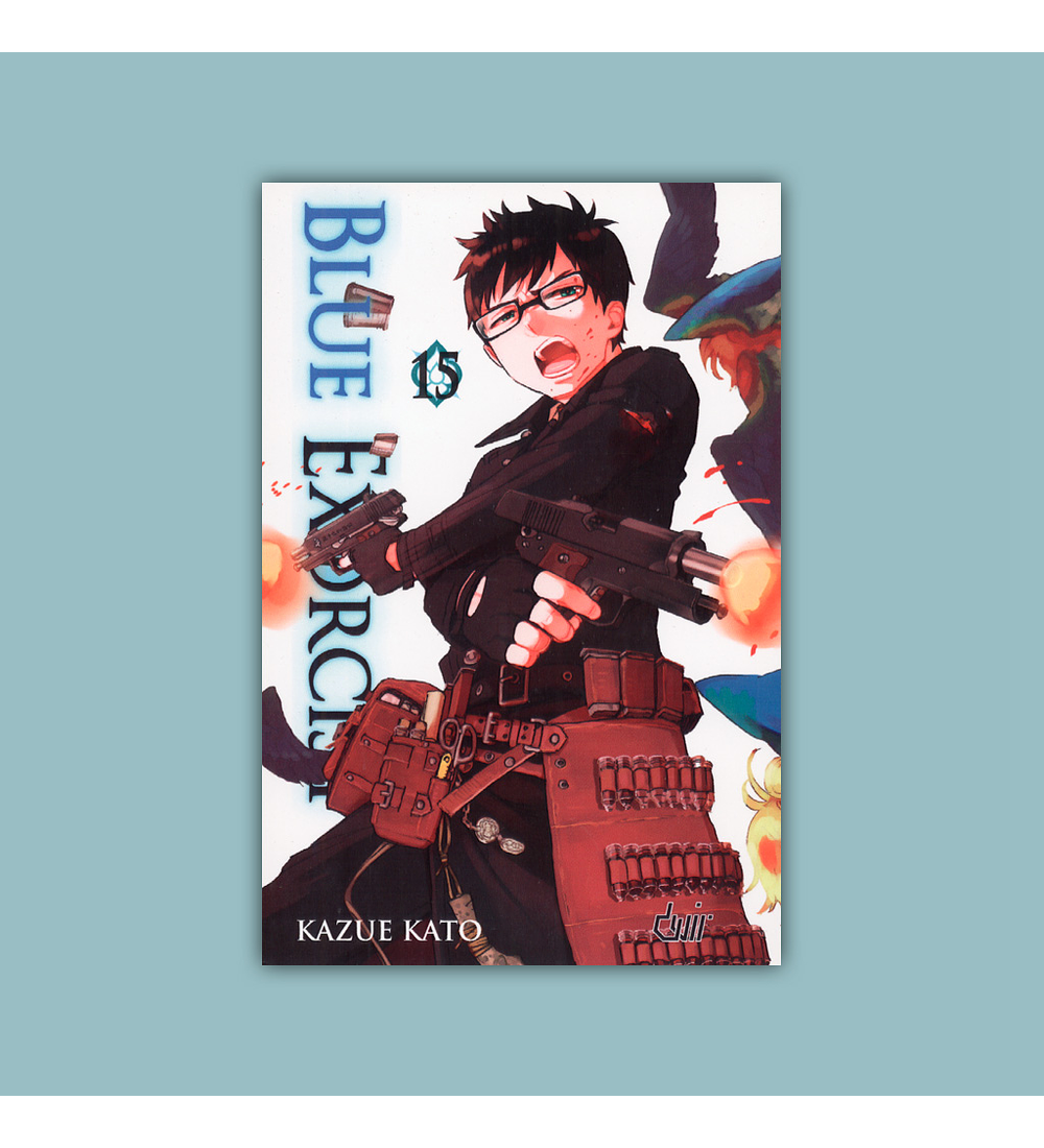 Blue Exorcist Vol. 15 2018