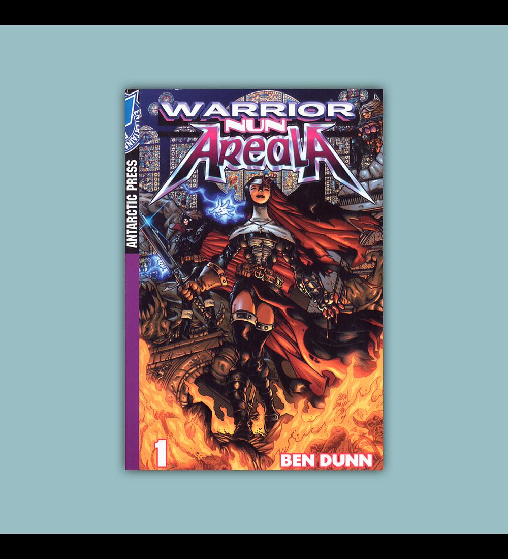 Warrior Nun Areala Color Manga Vol. 01 2005