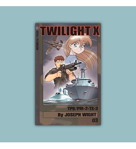 Twilight X Pocket Manga Vol. 03 2003