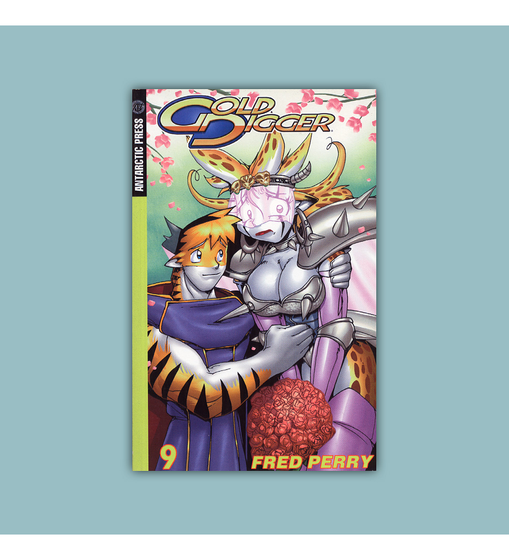 Gold Digger Vol. 09 2003