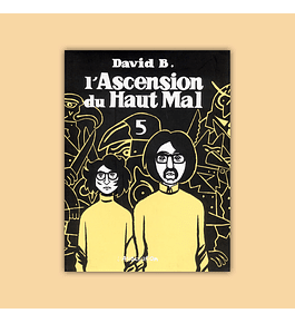 L'Ascension du Haut Mal Vol. 05 2000