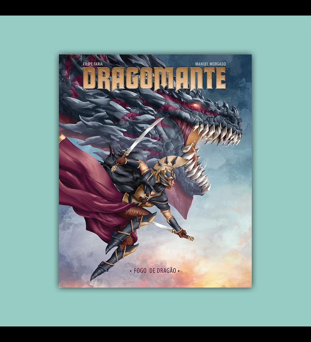 Dragomante: Fogo de Dragão HC 2018