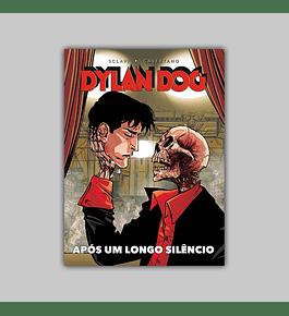 Dylan Dog: Após um Longo Silêncio HC 2020