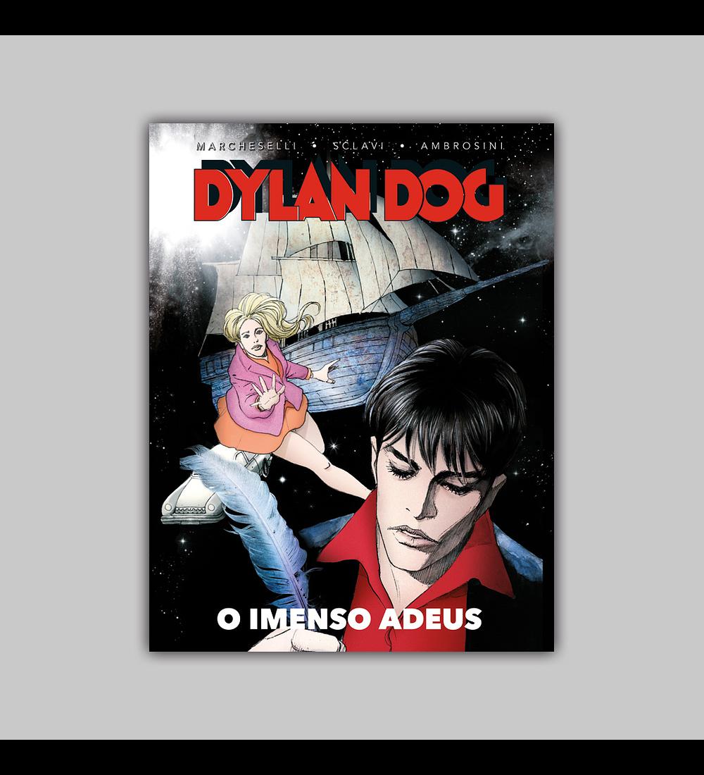 Dylan Dog: O Imenso Adeus HC 2020