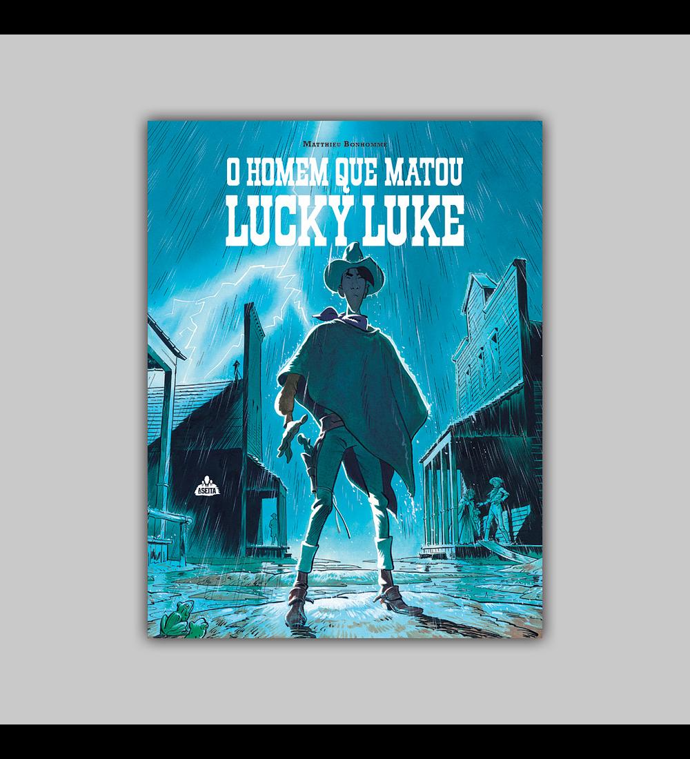 O Homem que Matou Lucky Luke HC 2020