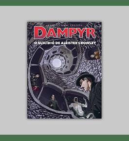 Dampyr: O Suicídio de Aleister Crowley 2019