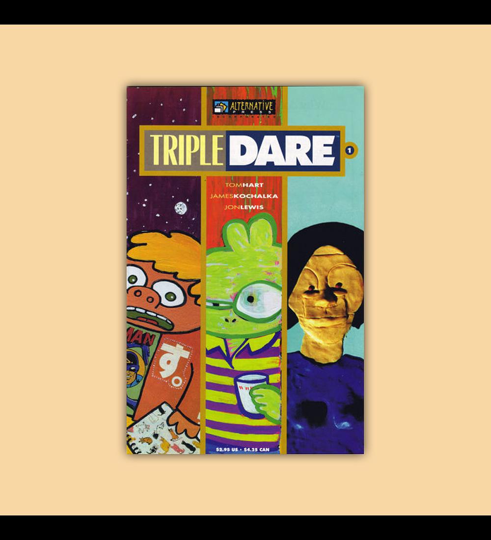 Triple Dare 1 Signed 1998