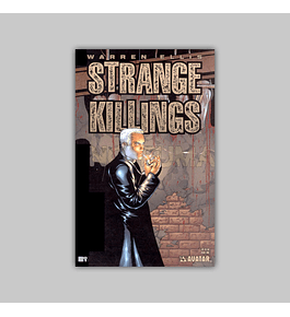 Warren Ellis' Strange Killings 1 2002