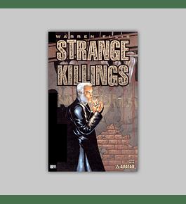 Warren Ellis' Strange Killings 1 2002