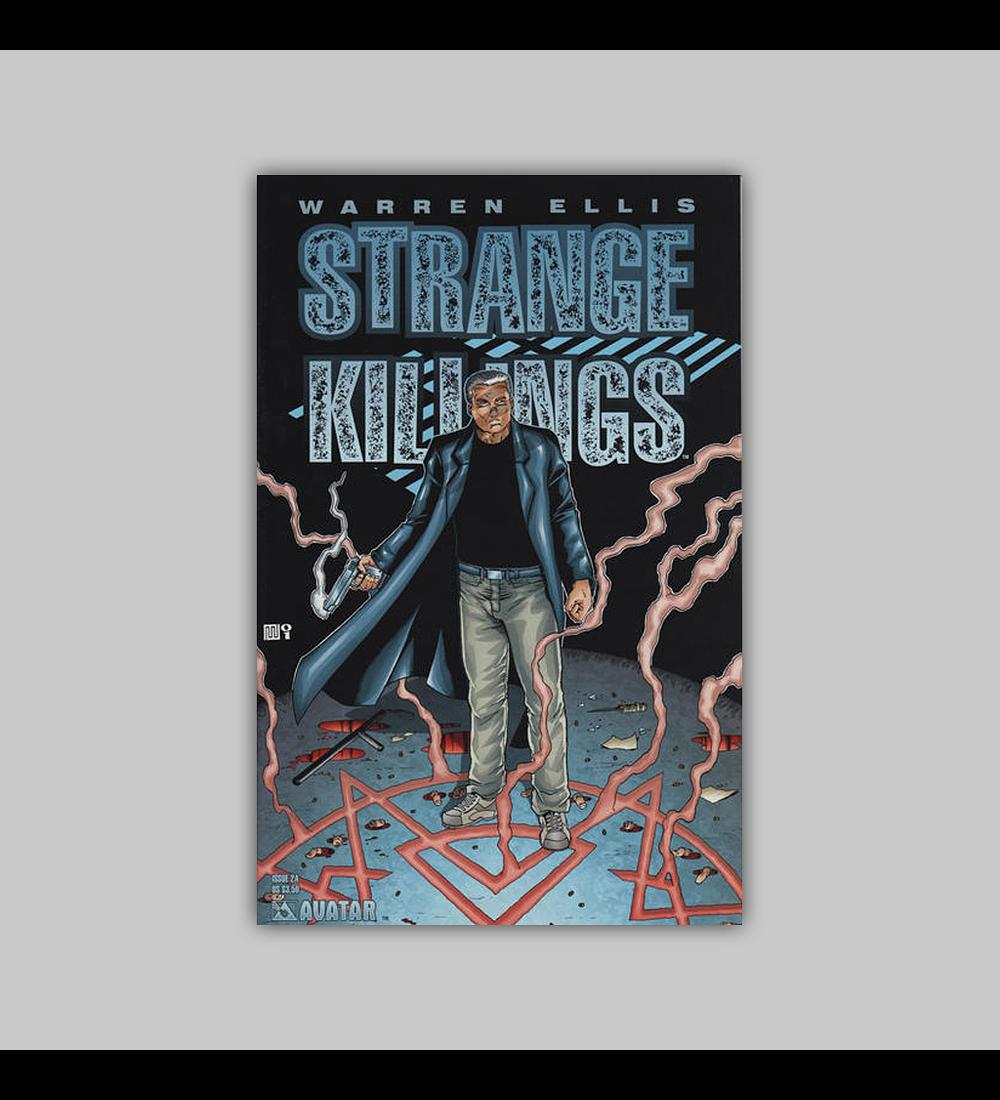 Warren Ellis' Strange Killings 2 A 2002