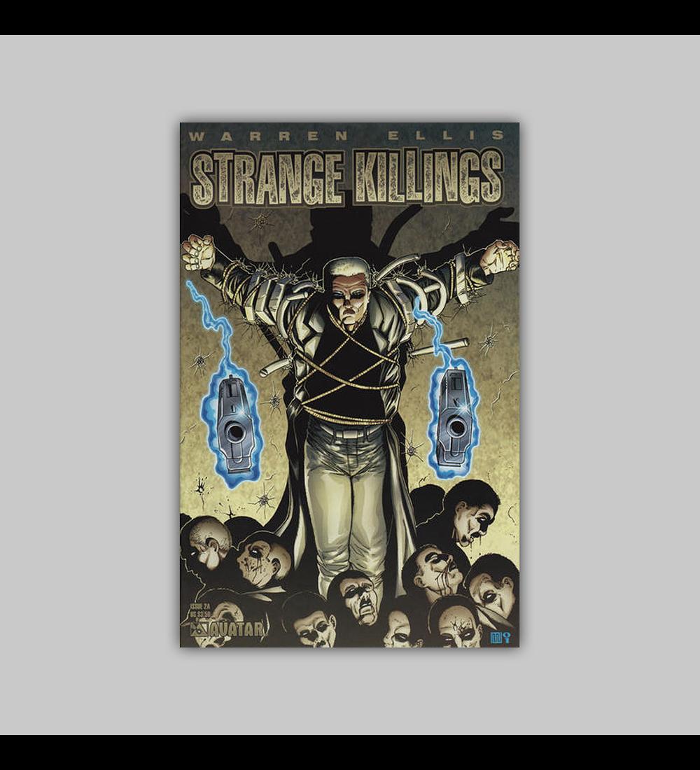 Warren Ellis' Strange Killings 3 2002