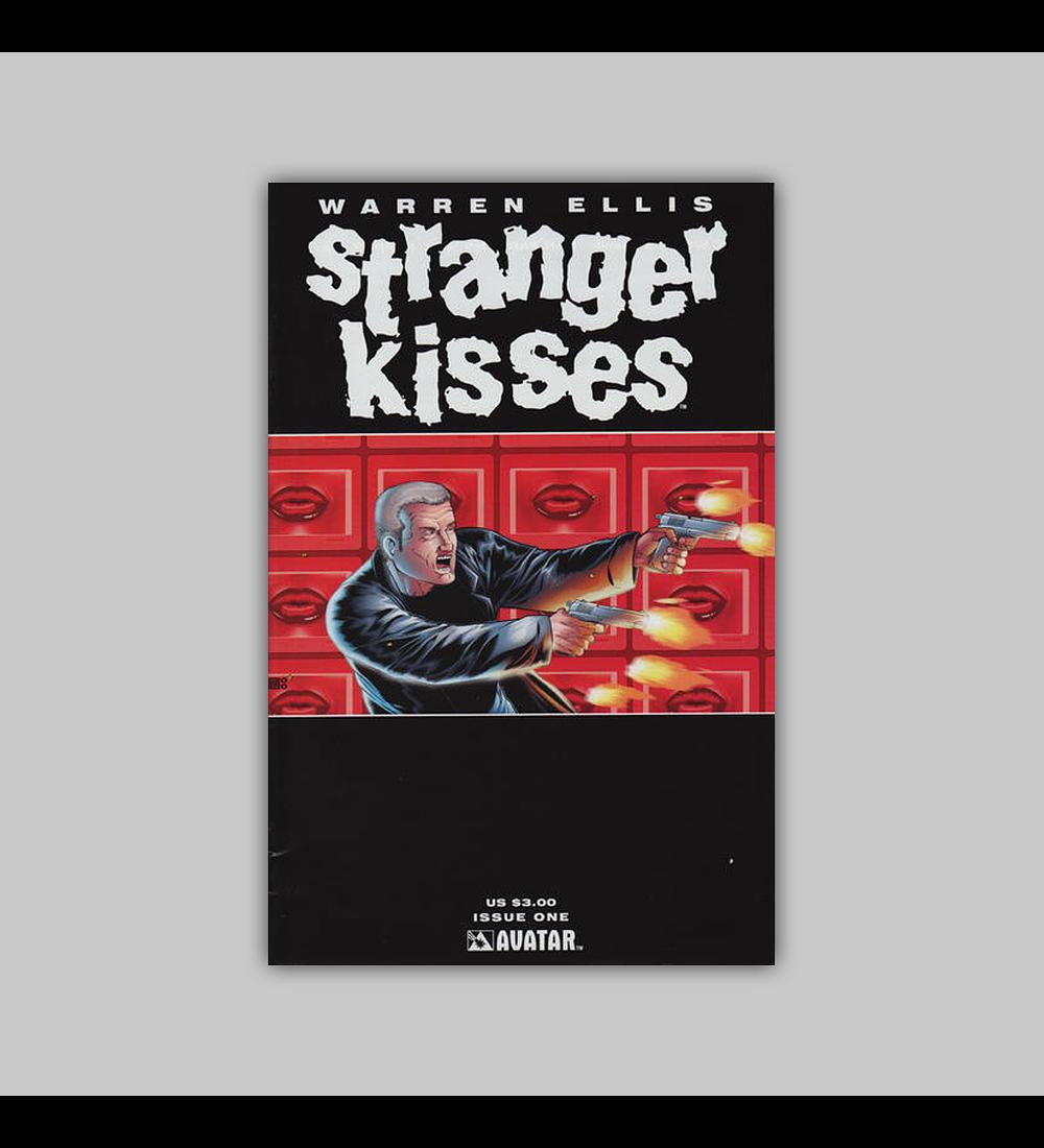 Warren Ellis' Stranger Kisses 1 2000
