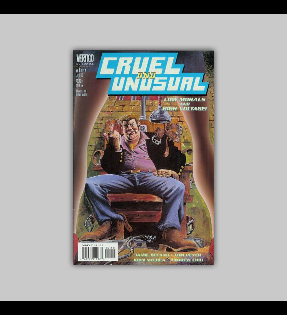 Cruel and Unusual 1 1999