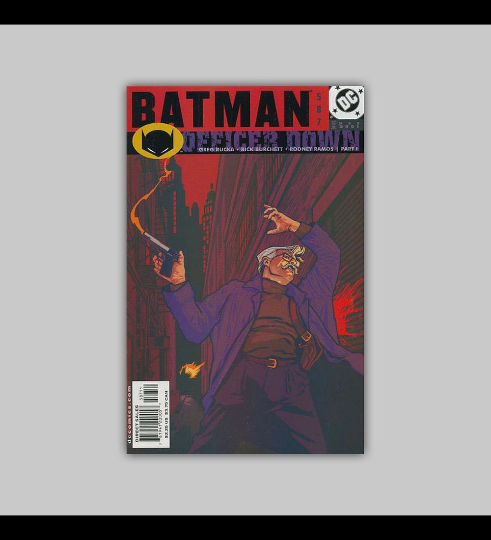 Batman 587 2001