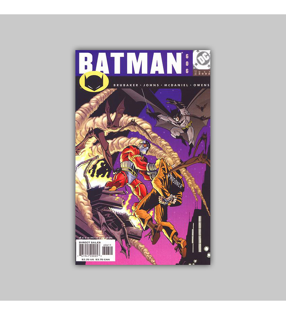 Batman 606 2002