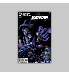 Batman 619 2nd printing 2003