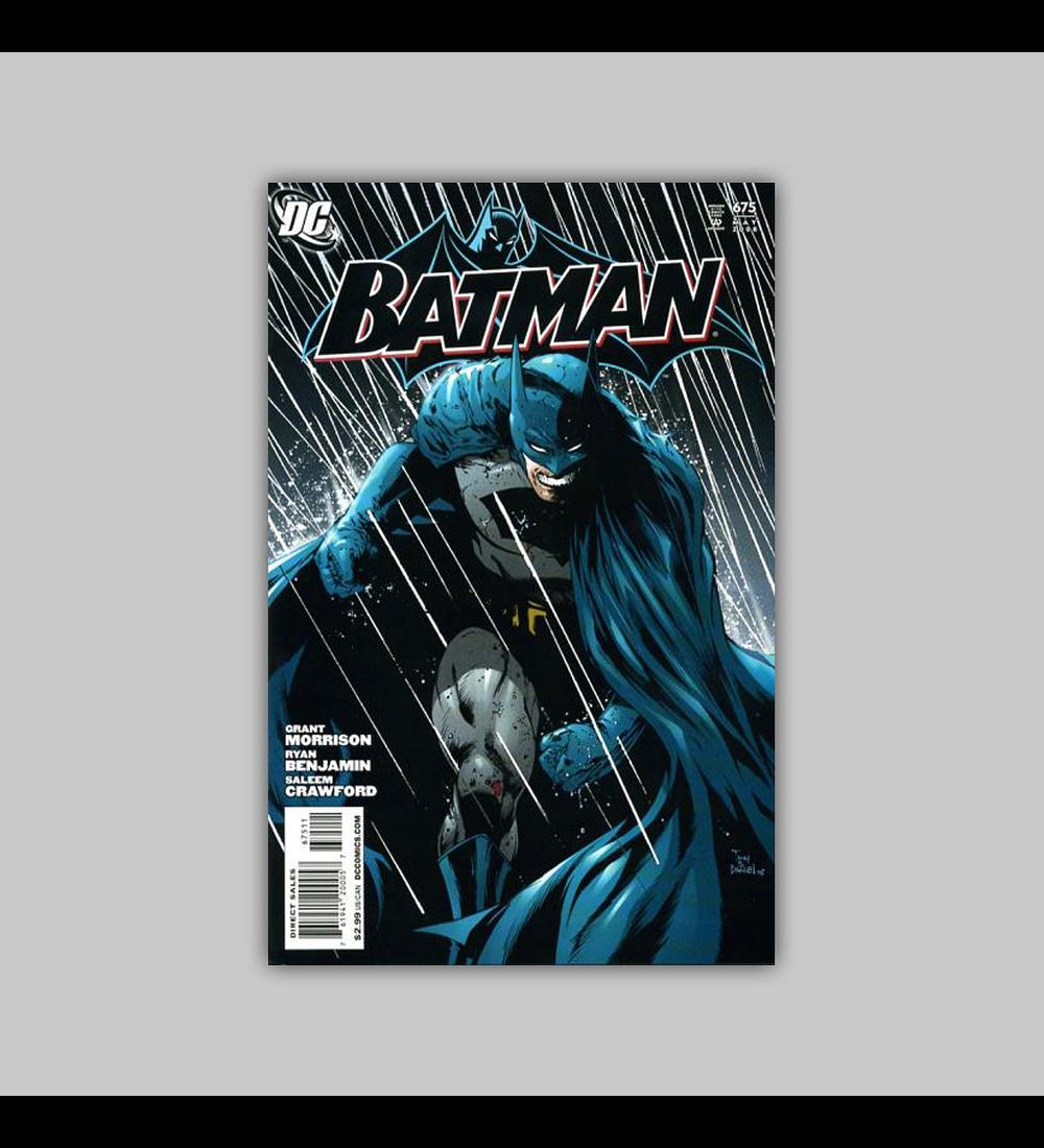 Batman 675 2008