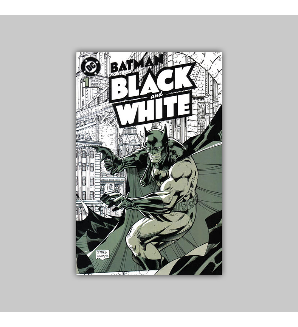 Batman Black & White 1 1996