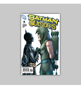 Batman and the Outsiders 4 2008