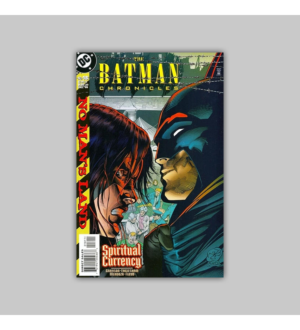 Batman Chronicles 18 1999