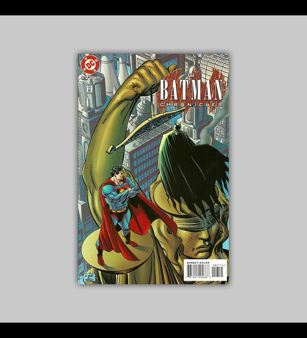 Batman Chronicles 7 1997
