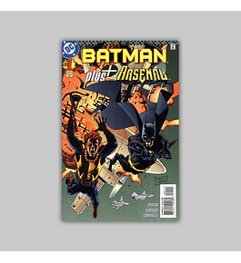 Batman Plus Arsenal 1 1997