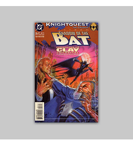 Batman: Shadow of the Bat 27 1994