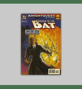 Batman: Shadow of the Bat 28 1994