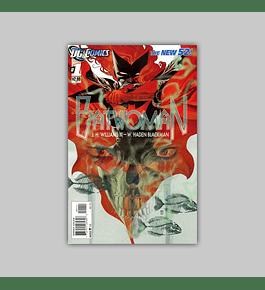 Batwoman 1 2011